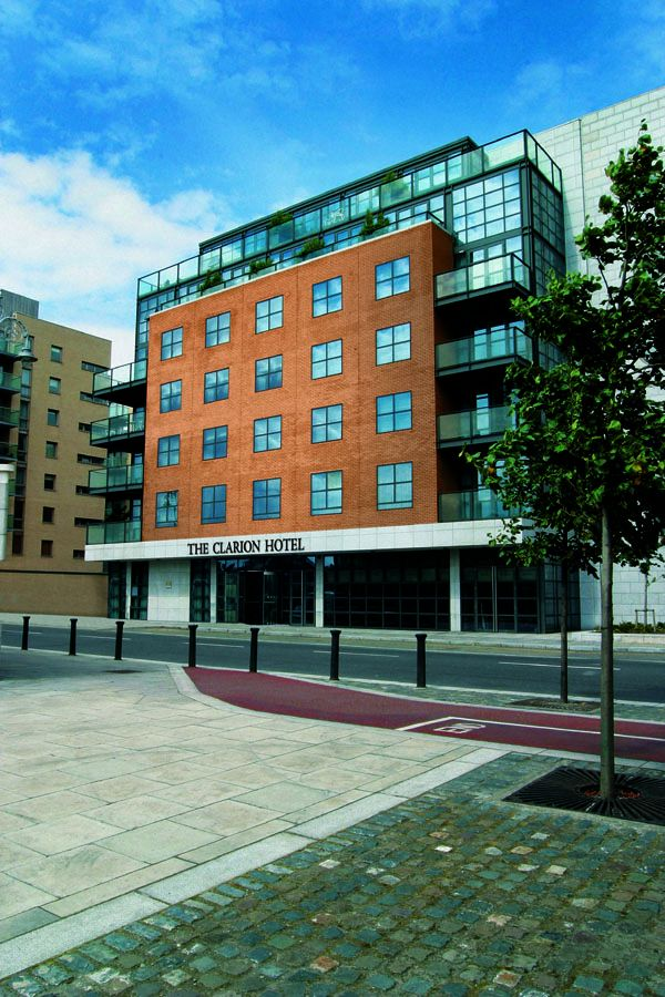 Clarion Hotel Dublin IFSC