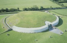 Newgrange and Knowth