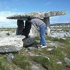 Ein Burren Dolmen