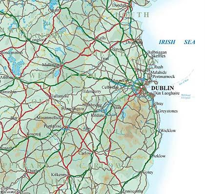 Midlands East of Ireland